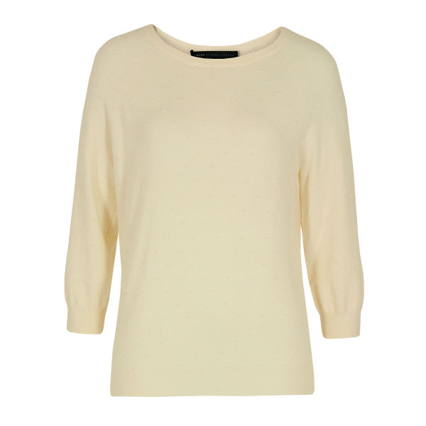 Marc by Marc Jacobs Women's 706 Imogen Sweater - Tapioca