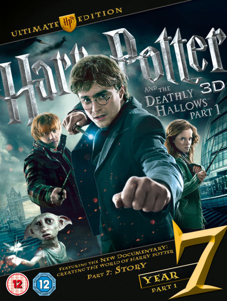 Harry Potter And The Deathly Hallows: Part 1 - Ultimate ...  Harry Potter An...
