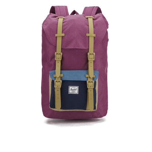 Herschel Supply Co. Women's Little America Mid Volume Backpack - Dusty Blush