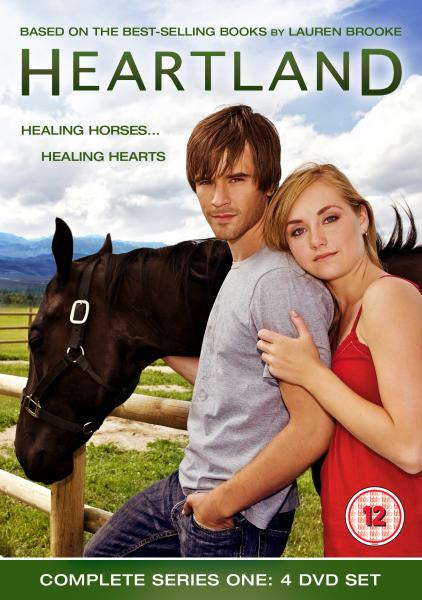 Heartland Complete Season 1 Dvd Zavvi