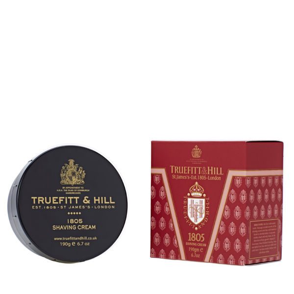 Truefitt & Hill 1805 Shave Cream Bowl 165gm