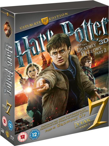 Harry Potter 7 2 3d 2011