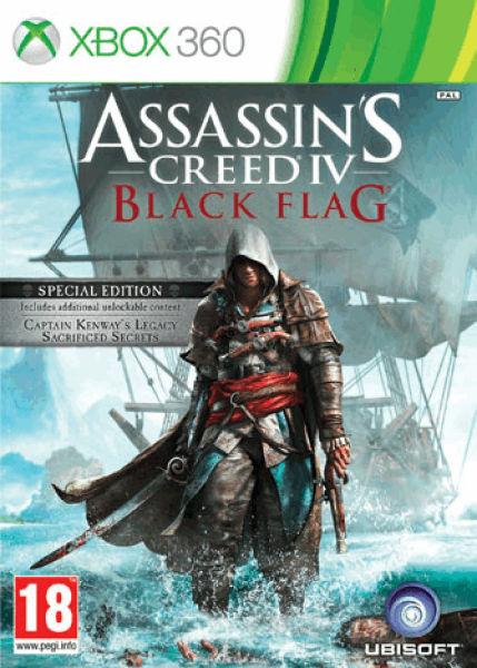 Assassins Creed Black Flag Special Edition Xbox 360 Zavvi