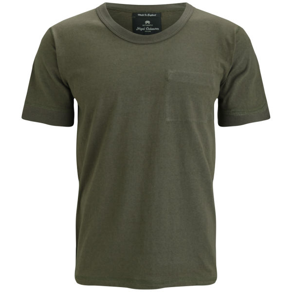 Nigel Cabourn Men's Army T-Shirt - Army