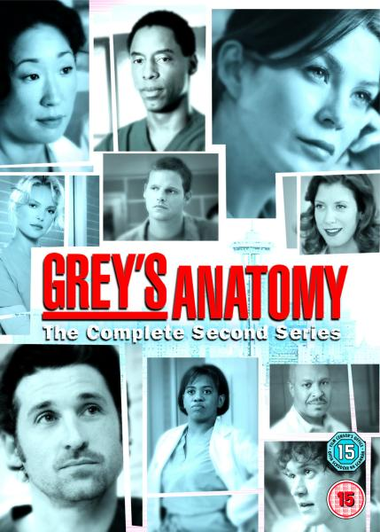 Greys Anatomy - Series 2