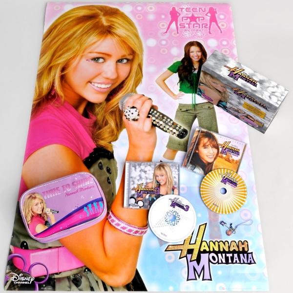 Hannah Montana X-Mas Fan Box