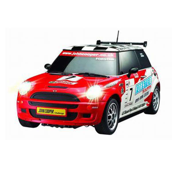 race tin mini cooper remote control car assortment traditional gifts. Black Bedroom Furniture Sets. Home Design Ideas