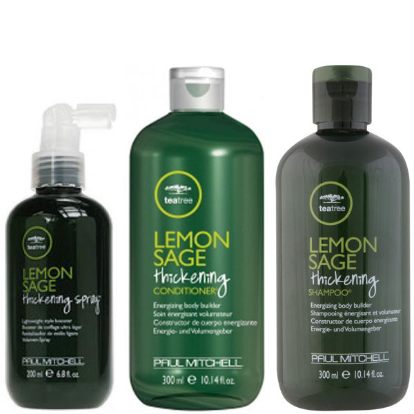 paul mitchell tea tree lemon sage trio shampoo. Black Bedroom Furniture Sets. Home Design Ideas