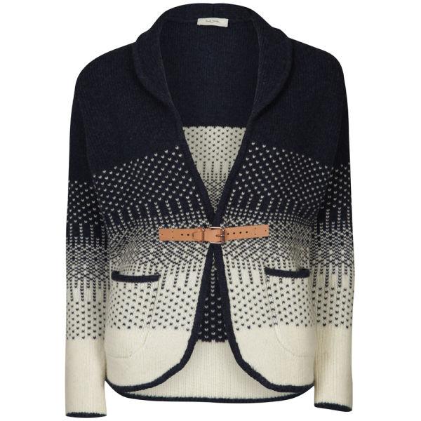 Paul by Paul Smith Women's Blanket Jacket - Very Dark Navy