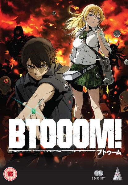 Btooom! Collection
