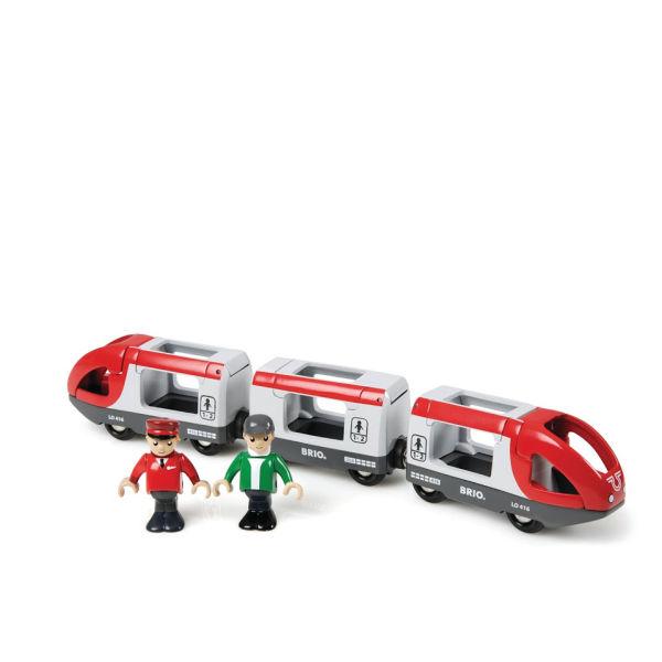 Train de voyageurs -Brio