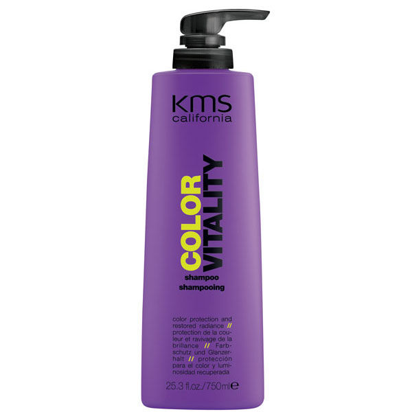 Kms California Colorvitality Shampoo - Supersize (750 ml) - (värt £ 43.00)