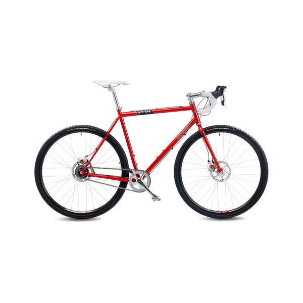 Genesis Day One Alfine 8 2013 Cyclocross Bike Probikekit Canada