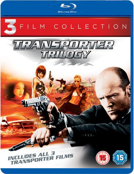 The Transporter / The Transporter 2 / The Transporter 3
