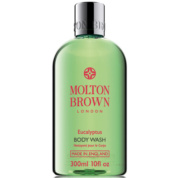 molton brown eucalyptus body wash free shipping lookfantastic. Black Bedroom Furniture Sets. Home Design Ideas