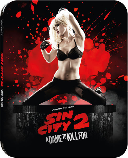 Sin City 2: A Dame To Kill For 3D - Zavvi Exclusive ...