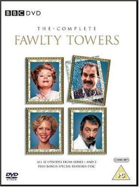 Fawlty Towers Complete Box Set