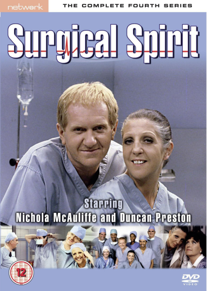 Surgical Spirit - Series 4 - Complete