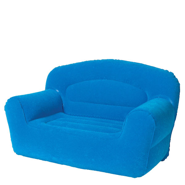 Pool chair top view - Gelert Inflatable Sofa Assortment Iwoot