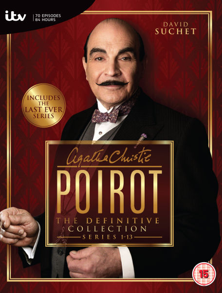 Poirot - Complete Series 1-13 Collection
