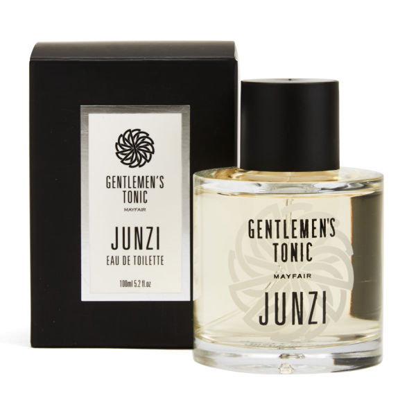 Gentlemen's Tonic Eau de Toilette - Junzi (100 ml)