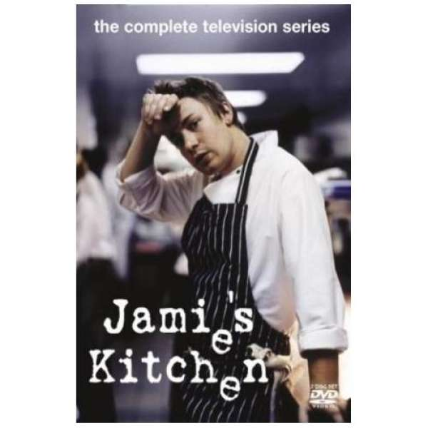 Jamie 39 S Kitchen The Complete Television Series Iwoot