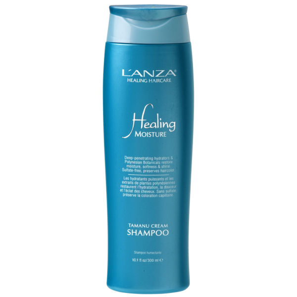 L'Anza Healing Moisture Tamanu Crema Shampoo (300ml)