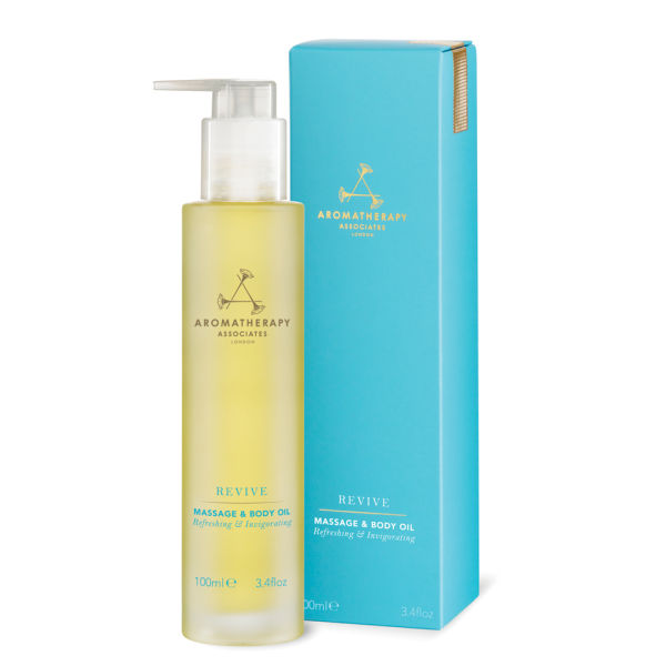 Aromatherapy Associates Revive Morning Massage & Körperöl
