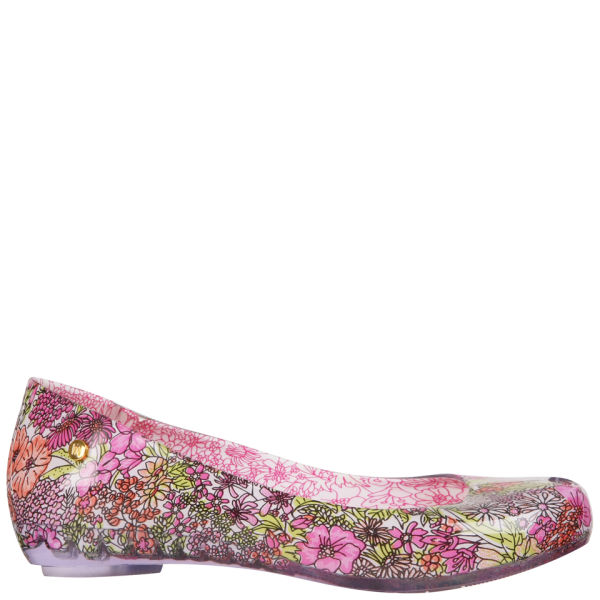 Melissa Women's Liberty Print Ultragirl Pumps - Pink