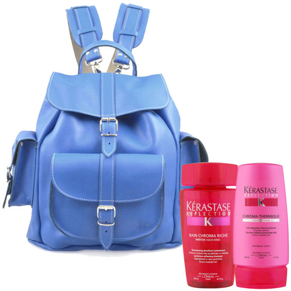 Grafea and k rastase bundle includes grafea smurf and for Kerastase bain miroir