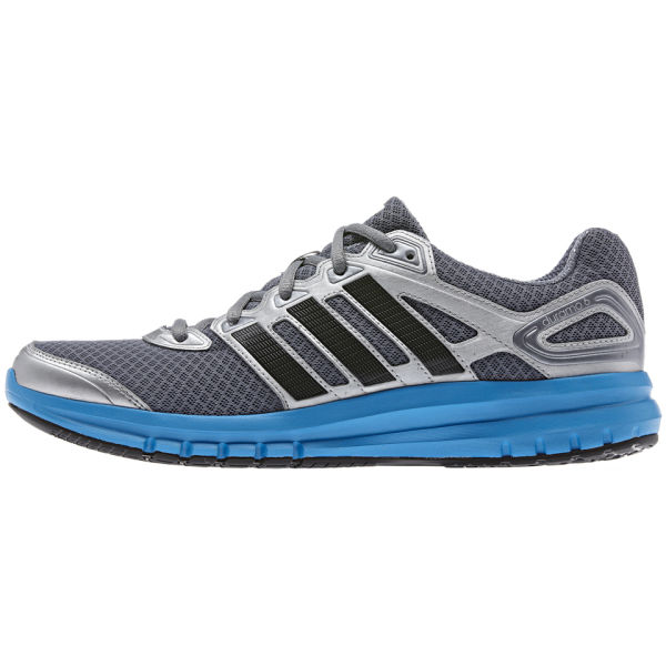 adidas Men's Falcon Elite 3 Running Shoes - Grey/Solar