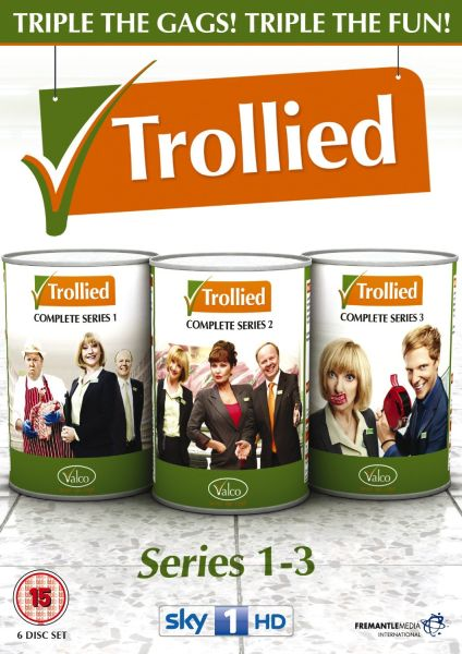 Trollied - Series 1-3