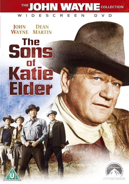 the sons of katie elder dvd