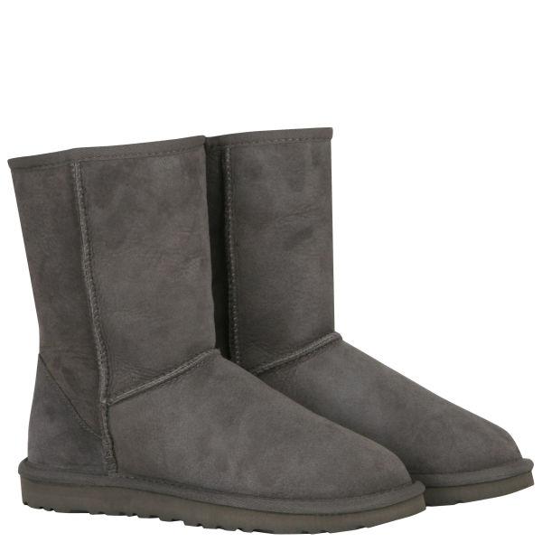 UGG Women's Classic Short Boots - Grey