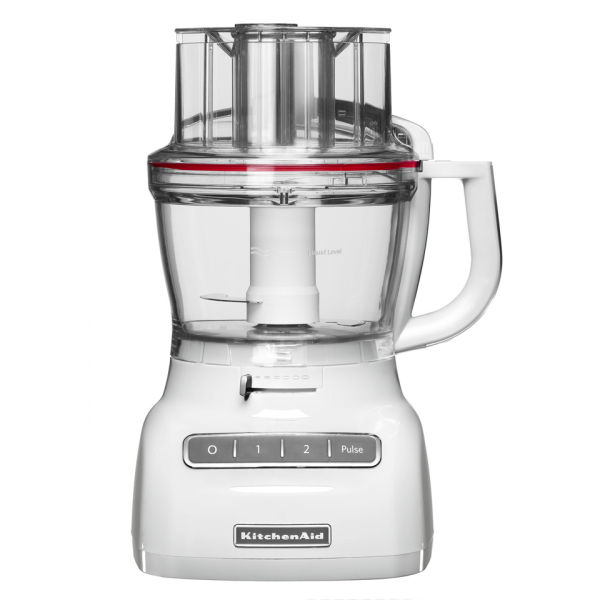 Kitchenaid 5KFP1325BWH Classic 3.1 Food Processor - White
