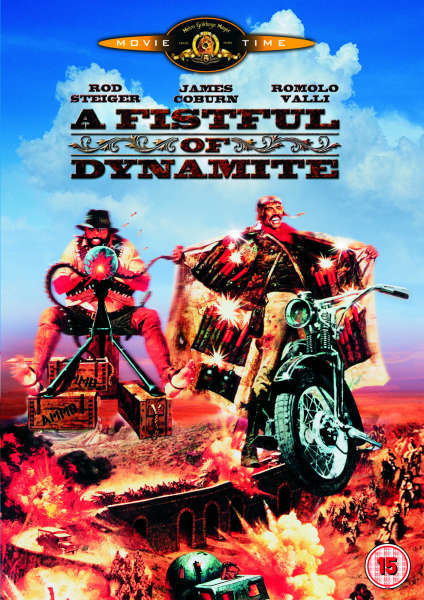 A Fistful Of Dynamite Dvd Zavvi