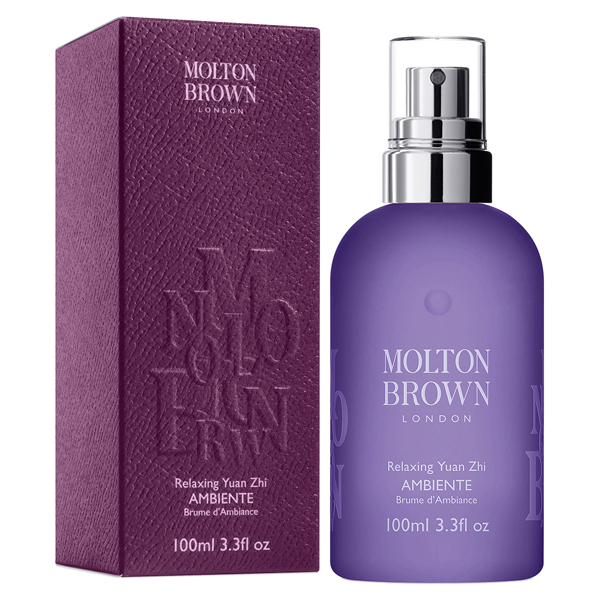 Relaxing Room Spray: Molton Brown Relaxing Yuan Zhi Home Ambiente 100ml