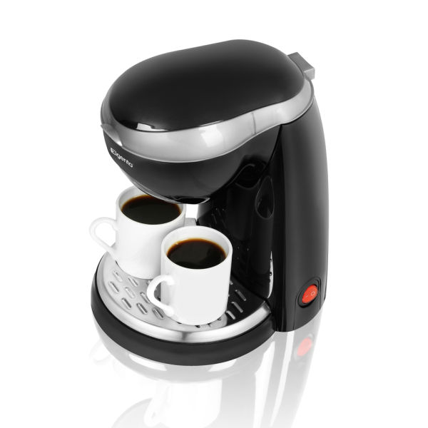 elgento 2 cup coffee maker homeware thehut