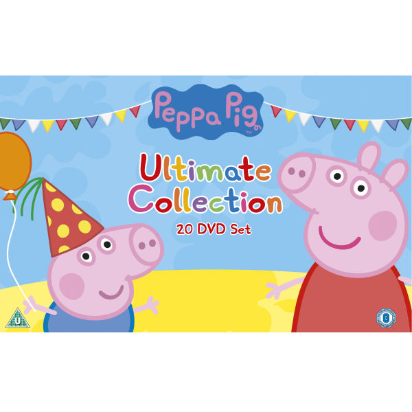 The Peppa Pig Ultimate Boxset