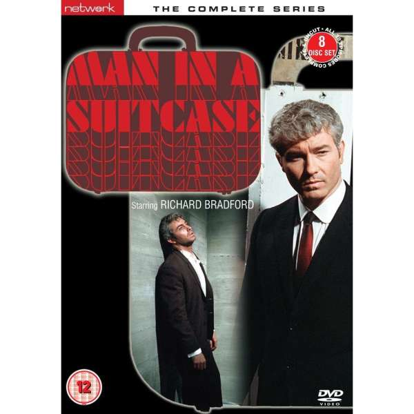 Man In A Suitcase - Complete Series [Repackaged]