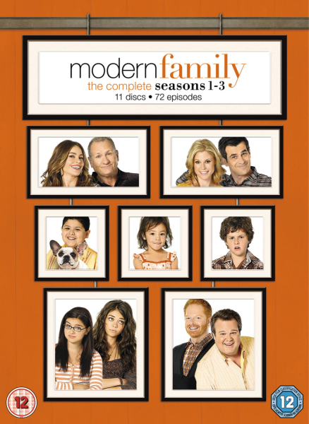 Modern Family - Seasons 1-3