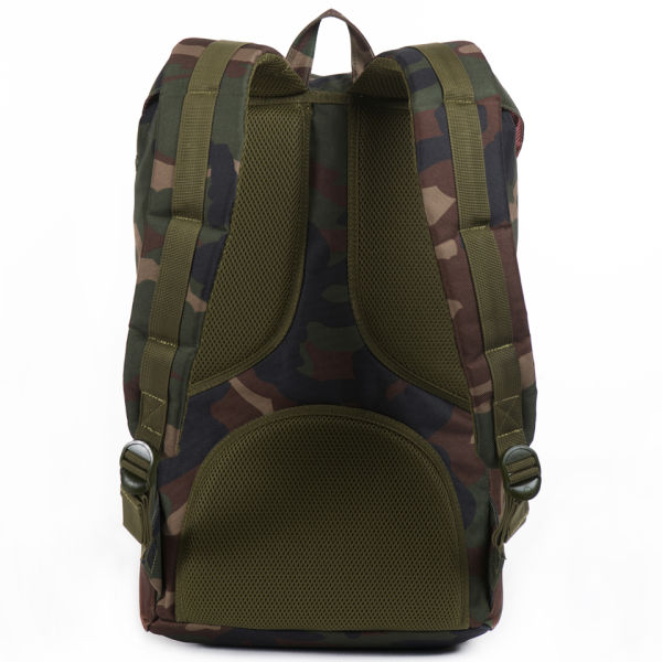 e73b040f50b Herschel Supply Co. Little America Backpack - Woodland Camo Rubber  Image 4