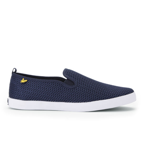 Lyle & Scott Cally Mesh Slip On Trainer CP4546