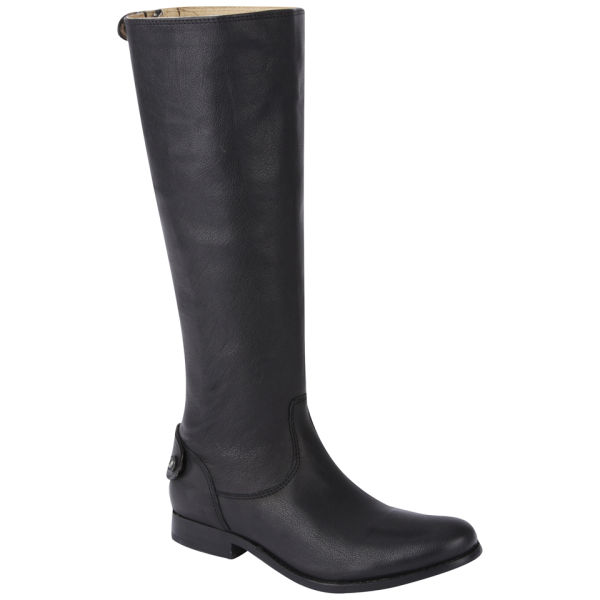 frye s button knee high leather boots