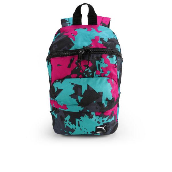 3163f341e4e Puma Foundation Backpack - Blue | FREE UK Delivery | Allsole