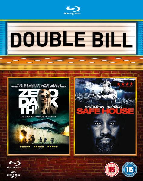 Zero Dark Thirty / Safe House