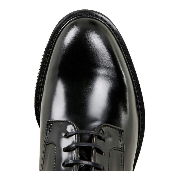 Ben sherman Men's Ohns Derby Shoes - Black: Image 3