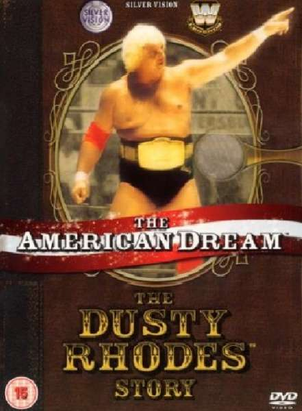 Wwe The American Dream The Dusty Rhodes Story Dvd Zavvi
