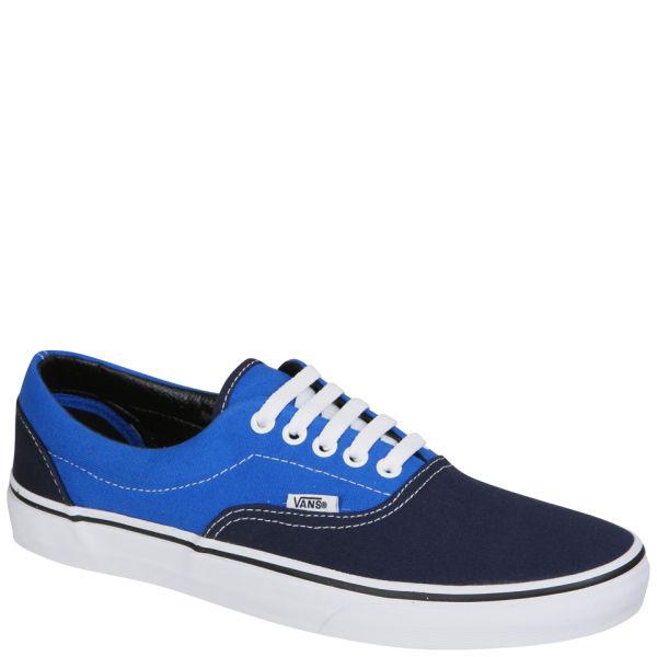 Vans ERA Canvas Trainer (2 Tone) - Dress Blue/Victoria Blue
