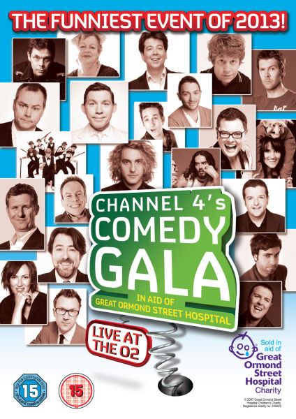 Channel 4 Comedy Gala - 2013